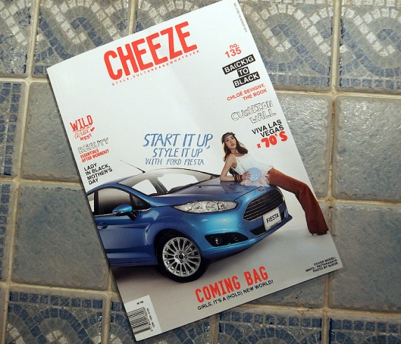 CHEESE-mag